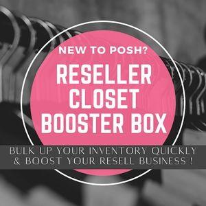 RESELLER CLOSET BOOSTER BOX